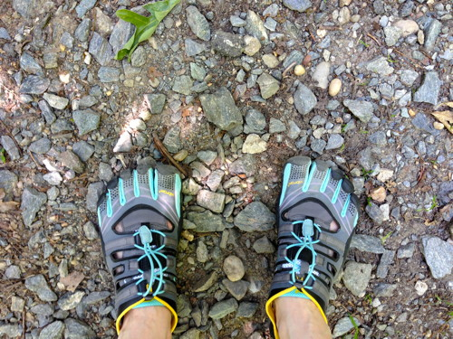 Vibram trail rocks