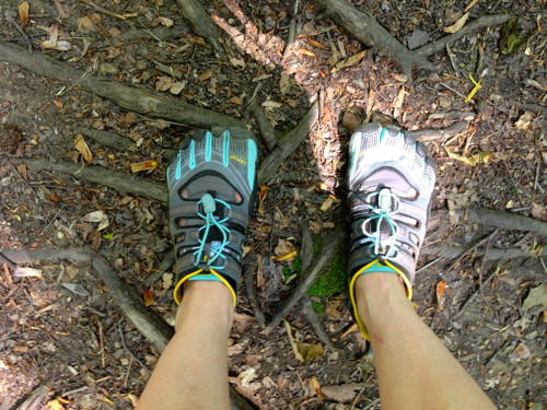 Vibram trail roots